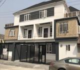 Luxury 5 Bedroom Semi Detached Duplex With B.q