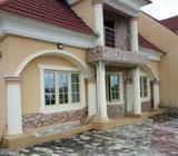 Fully Finished And Furnished 3 Bedroom Semi Detached Duplex In Eden Estate Ajah For 35m