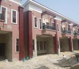 Tastefully Finished 4 Bedroom Terrace Duplex