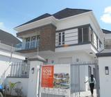 Newly Built 5 Bedroom Fully Detached Duplex