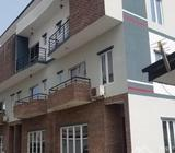 Self Serviced : Contemporary 4 Bedroom Terrace Duplex With State Of The Art Finishing