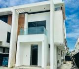 Aesthetically 5 Bedroom Newly Built Fully Detached Duplex With Topnotch Finishing