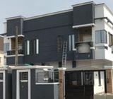 Luxury 4 Bedroom Semi Detached Duplex With B.q
