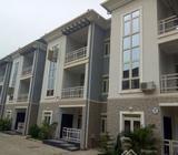 Exquisite Built 5 Bedroom Terraced Duplex