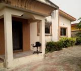 Spacious 4 Bedroom Bungalow With Bq In A Gated Estate