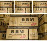 GBM 200Ah 12V Inverter Battery With Optimum Perfomance