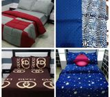 We Sell Pure American cotton Duvet, Bedding Sets and Ankara/Lace Combo At KDSQUARE BLISS STORE (Call