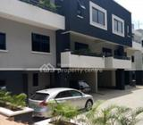 Well Finished 5 Bedroom Terrace House With Swimming Pool And 2 Room Boys Quarters