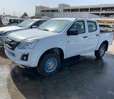 ISUZU D-MAX SUV 4X4 MY2019