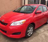 Toyota Matrix Auction For Sale.