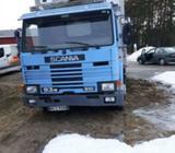 1993 Scania 210 Blue