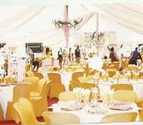 Glorious rentals and event decoration