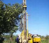 Borehole Drilling (Deep Spring Geoscience)