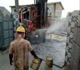 Drilling construction borehole services
