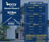 Berry Court Omole Phase 2
