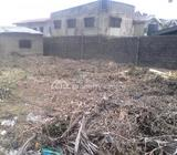 950sqm Of Land With 3 Bedroom Bungalow