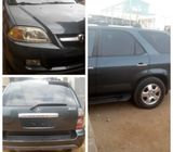 Acura Mdx 2005 Model Tokunbo For sale