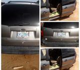 Registered Ford Windstar 2001 Model