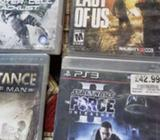 PS3 CDs and Fifa 16 (Ps4 )