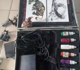 Tattoo drawing machine