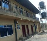 Newly built and spacious a room self contained at Lukosi Abeokuta