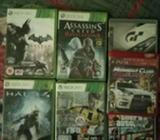 Xbox 360 games and ps3 games