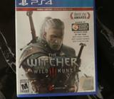 The Witcher PS4 Game