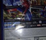 Ps4 amazing spiderman 2 game