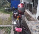 Fairly used qlink 200cc motorbike