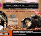 Digital Photography and Video Editing Training
