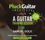 A Guitar class for both young and old
