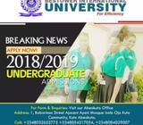 Gain admission without JAMB or POST UTME