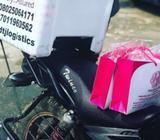 Dispatch rider needed at Awoyaya