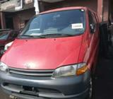 Tokunbo Toyota hiace bus long chassis