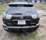 Clean regd buy and drive Lexus RX330 fullest options for sale
