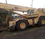 Foreign used Grove crane RT990 90tons