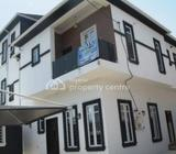 Luxury And Newly Built 4 Bedroom Semi Detaches House With A Room Bq