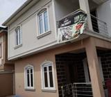 Newly built 4 bedroom duplex at omole phase 2