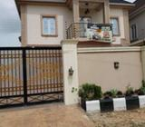 Newly built 5 bedroom duplex at omole phase 2