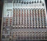 Behringer Analog and digital Mixer