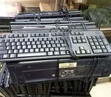 Keyboard of any quantity