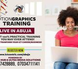 MOTION GRAPHICS EXPERTS ARE COMING TO TEACH YOU IN ABUJA BY JULY