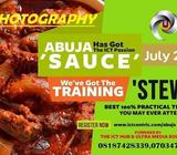 LEARN THE A-Z OF [PHOTOGRAPHY]THIS JULY IN ABUJA