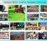 MULTI CRAFTS HANDYMAN SERVICES LTD MANAGEMENT MAINTE. & REPAIRS