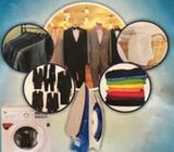 LAUNDRY AND DRY CLEANING SERVICES