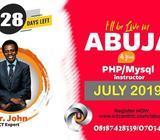 PHP-MYSQL PROFESSIONAL TRAINING