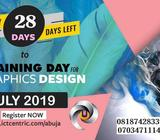 BECOME A GURU IN GRAPHICS DESIGN THIS COMING JULY