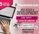 BECOME PROFICIENT IN WEBSITE DESIGN WITHIN WEEKS THIS JULY