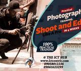 DIGITAL PHOTOGRAPHY TRAINI