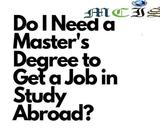 MCIS INTERNATIONAL: Work Abroad while Studying